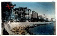 Rio de Janeiro Brasilien, Flamengo, Promenade am Wasser, Hotels
