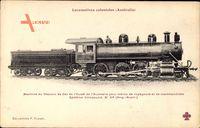 Locomotives coloniales, Australie, Ouest, Compound, No 24