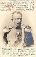 Karl Theodor in Bayern, Portrait, Schärpen, Uniform, Orden