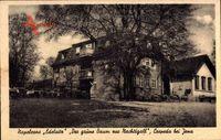 Cospeda Jena, Napoleons Edelsitz, Der grüne Baum zur Nachtigall, Garten
