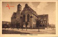 Oberhausen am Rhein Nordrhein Westfalen, Realgymnasium, Straßenseite