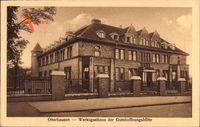 Oberhausen am Rhein Nordrhein Westfalen, Werksgasthaus, Gutehoffnungshütte
