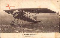 Le Morane Saulnier, Rhône 110 HP, Flugzeug, Propellermaschine
