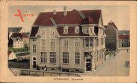 Sterkrade Oberhausen am Rhein Nordrhein Westfalen, Blick auf die Sparkasse