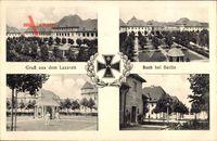 Berlin Pankow Buch, Ansichten aus dem Lazarett, EK
