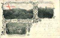 Radebeul, Wilhelmshöhe, Hotel und Restaurant, Bilz'sches Sanatorium