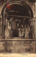 Xanten am Niederrhein, Ecce homo Gruppe am Dom v. Jahre 1525