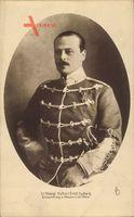 Großherzog Ernst Ludwig von Hessen Darmstadt, Husarenuniform