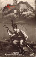 Moscou, Napoleon Bonaparte, Krieg in Russland, Niederlande im Winter