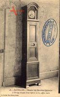 Bazeilles Ardennes, Chambre des Dernières Cartouches, Standuhr