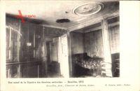 Bazeilles Ardennes, Maison de la Dernière Cartouche, Chambre, 1870