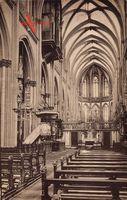 Xanten am Niederrhein, St. Victor, Innenansicht des Doms