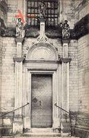 Xanten am Niederrhein, Südlicher Eingang der Sacristei, Kirche