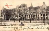 Berlin Schöneberg, Blick auf das Kgl. Prinz Heinrich Gymnasium