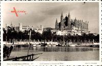 Palma Mallorca Balearische Inseln, La Catedral y Lonja de Mar