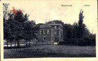 Oberhausen Rhein, Blick auf das Schloss mit Wiese