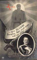Fürst Otto von Bismarck, Kaiser Wilhelm II., Wir Deutsche.., EAS