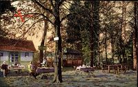Ochsenbruck Schwarzenbruck, Wirtschaft Brückkanal im Herbst