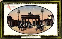 Passepartout Berlin Mitte, Brandenburger Tor, Pariser Platz, Soldaten