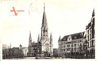 Berlin Charlottenburg, Kaiser Wilhelm Gedächtniskirche