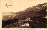 Divonne les Bains Ain, La Chaine du Jura et le Pailly