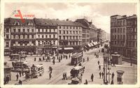 Berlin Kreuzberg, Der Moritzplatz, Loeser u. Wolff, Max Eckert, Moebel Boebel