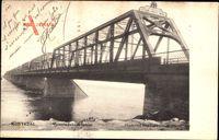 Montreal Québec Kanada, Victoria Jubilee Bridge, Brücke