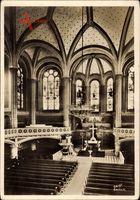 Berlin Wedding, Innenansicht der Dankeskirche mit Altar
