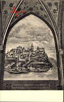 Vyšehrad Praha Prag, Pred zhoubnym poborenim Husity r. 1420
