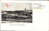 Berlin Schöneberg Friedenau, Totalansicht mit Sportpark