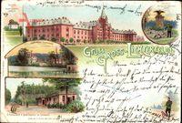 Berlin Steglitz Lichterfelde,Garde Schützen Kaserne, Jagdschloss Grunewald