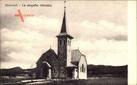 Miécourt Kanton Jura, La chapelle réformée, Reformierte Kirche