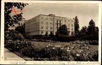 Berlin Wilmersdorf Grunewald, Blick auf das Martin Luther Krankenhaus