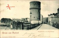 Berlin Neukölln Rixdorf, Wasserturm an der Kopfstraße