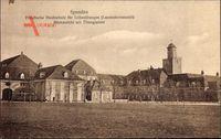Berlin Spandau, Preußische Hochschule für Leibesübungen