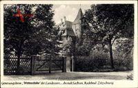 Zitzschewig Radebeul Sachsen, Genesungsheim Wettinshöhe