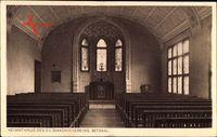 Berlin Zehlendorf, Heimathaus des Ev. Diakonievereins, Betsaal, Innenansicht