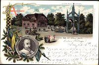 Lützen im Burgenlandkreis, Gustaf Adolf von Schweden, Denkmal