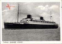 Turbinengroßschiff Europa, Norddeutscher Lloyd Bremen
