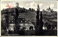 Oberlößnitz Radebeul, Hoflößnitz, Spitzhaus, Fachwerkhaus, Turm