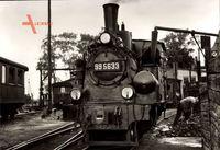 Deutsche Eisenbahn, Lokomotive, Nr 99 5633, Baujahr 1917