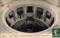Paris, Hôtel des Invalides, Tombeau de Napoléon I., Grab Napoleons