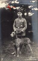 Jagdflieger Oberleutnant Max Immelmann, Sanke 362, Dogge