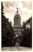 Berlin Lichterfelde, Haupteingang zur Kirche, Leibstandarte S.S. Adolf Hitler
