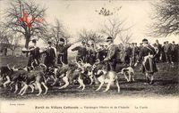 Villers Cotterets Aisne, Équipages Menier et de Chézelle