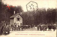 Villers Cotterets Aisne, Forêt, Rendezvous au Rond Capitaine