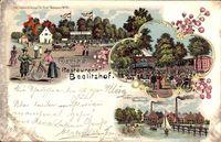 Berlin Zehlendorf Wannsee, Restaurant Beelitzhof, Dampferanlegestelle