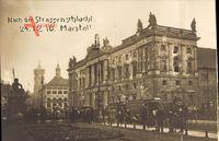 Berlin Mitte, Weihnachtskämpfe, Marstall, Straßenschlacht 24.12.1918