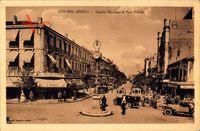 Sidi Bel Abbes Algerien, Quatre Horloges et Rue Pradon, Uhrenturm