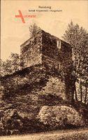 Radebeul im Kreis Meißen, Schloss Klippenstein, Hungerturm